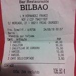 Foto de Bar Restaurante Bilbao