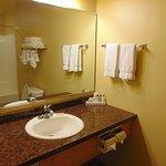 Bathroom Room 334.