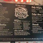 Foto van Cheeseburger Baby