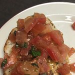 The bruschetta is to die for! Authentic Italian!