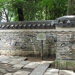 博多壁と呼ばれる土壁