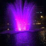 Холодный летний вечер с танцующими фонтанами. Они и дали жару!