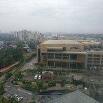 View from 16 floor suite