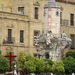 Photo of Triunfo de San Rafael (Puerta del Puente)