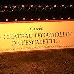 Cave dans la grotte