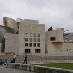 Фотография Музей Гуггенхайма в Бильбао