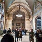 Hallway towards Rembrandt collection