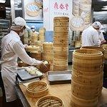 Bilde fra Din Tai Fung - Taichung