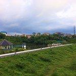 View dari Gardu Pandang