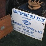 French water treatment sign £100