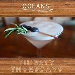 Thirsty Thursday Cocktail Specials, Every Week!