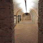 The underground section