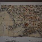 Kort over området