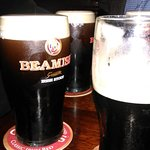 Pints are a given... but finding Beamish in Galway,..now that's a treat!