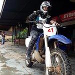 Dirt bike Yamaha