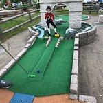 Bilde fra Around the World Miniature Golf