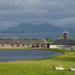 Torabhaig Distillery, Isle of Skye, Scotland