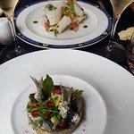 tarte fine aux sardines - divin
