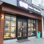 Two21 cafe. Mathura's destination for international taste