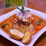 Vegetable Biriyani served @ COCO..Yummy!!