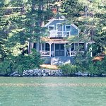 A beautiful home on the lake