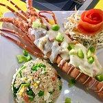 Lobster torpedo green