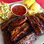 Pork Spare Ribs BBQ
