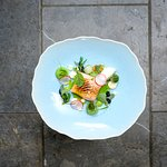 Fine dining at The Coach House by Michael Caines