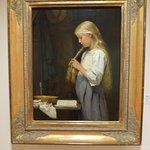 Collection Stefanini, tableau d'Anker