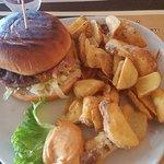 Amercian Hamburger