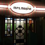 Mrs. Magpie Foto