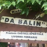 Photo of Ristorante da Balin