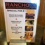 Foto de Rancho Argentinian Grill I
