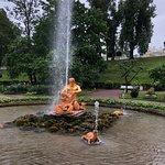 Фотография Большой Петергофский дворец