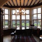 The main hall/bar area. Stunning!