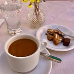 Coffee ,cacke and chocolate