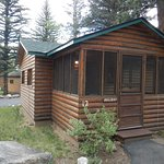 cabin, Holiday