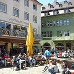 Foto van Eiscafe Lazzarin am Munsterplatz