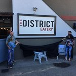 The District eatery