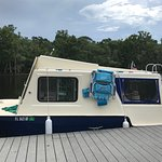 Foto de Tiny Houseboat Adventures