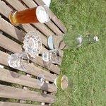 petits verres en bord de Loire