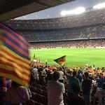 Camp Nou resmi