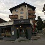 Restaurant Pizzeria Vieux-Valais da Nico Foto