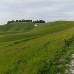 Foto van Cherhill White Horse and Monument