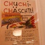 Foto de Chuchichäschtli - swiss house