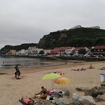 Baia de Sao Martinho do Porto Foto
