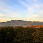 View of High Point Mountain and Ashokan Dreams across the Ashokan Reservoir