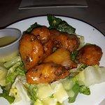 Wasabi Honey Chicken