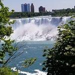 Фотография Ниагарский водопад