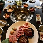 Classic Korean BBQ Combo